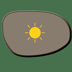 Cristales Gafas de Sol